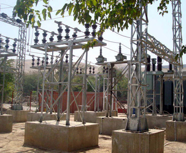 Outdoor Substation